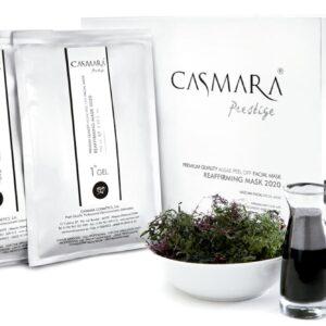 REAFFIRMING MASK 2020 BLACK CASMARA UK