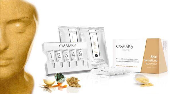 SKIN SENSATIONS TREATMENT 6 Phases CASMARA UK
