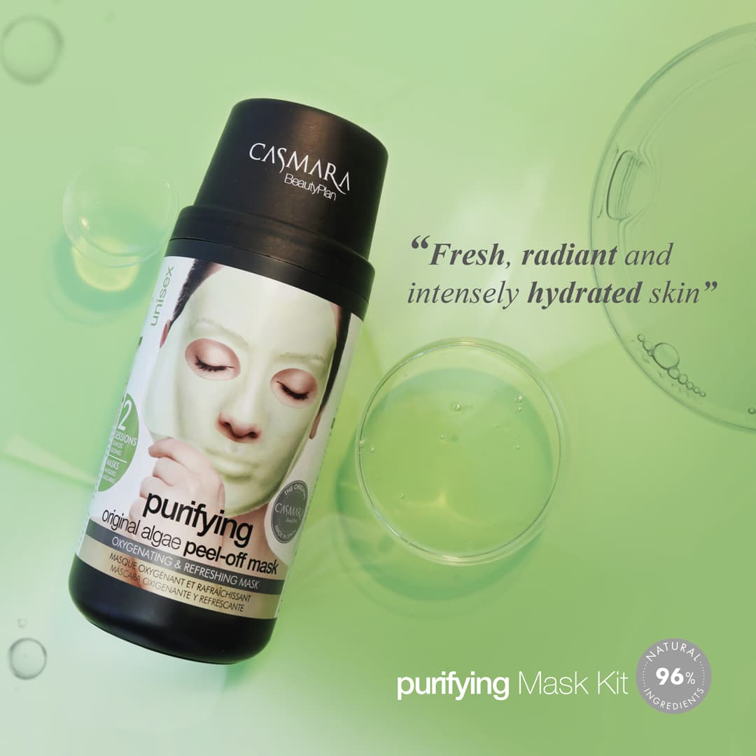 Casmara-Mask-kit-purifying-Natural-ingredients-Casmara--UK