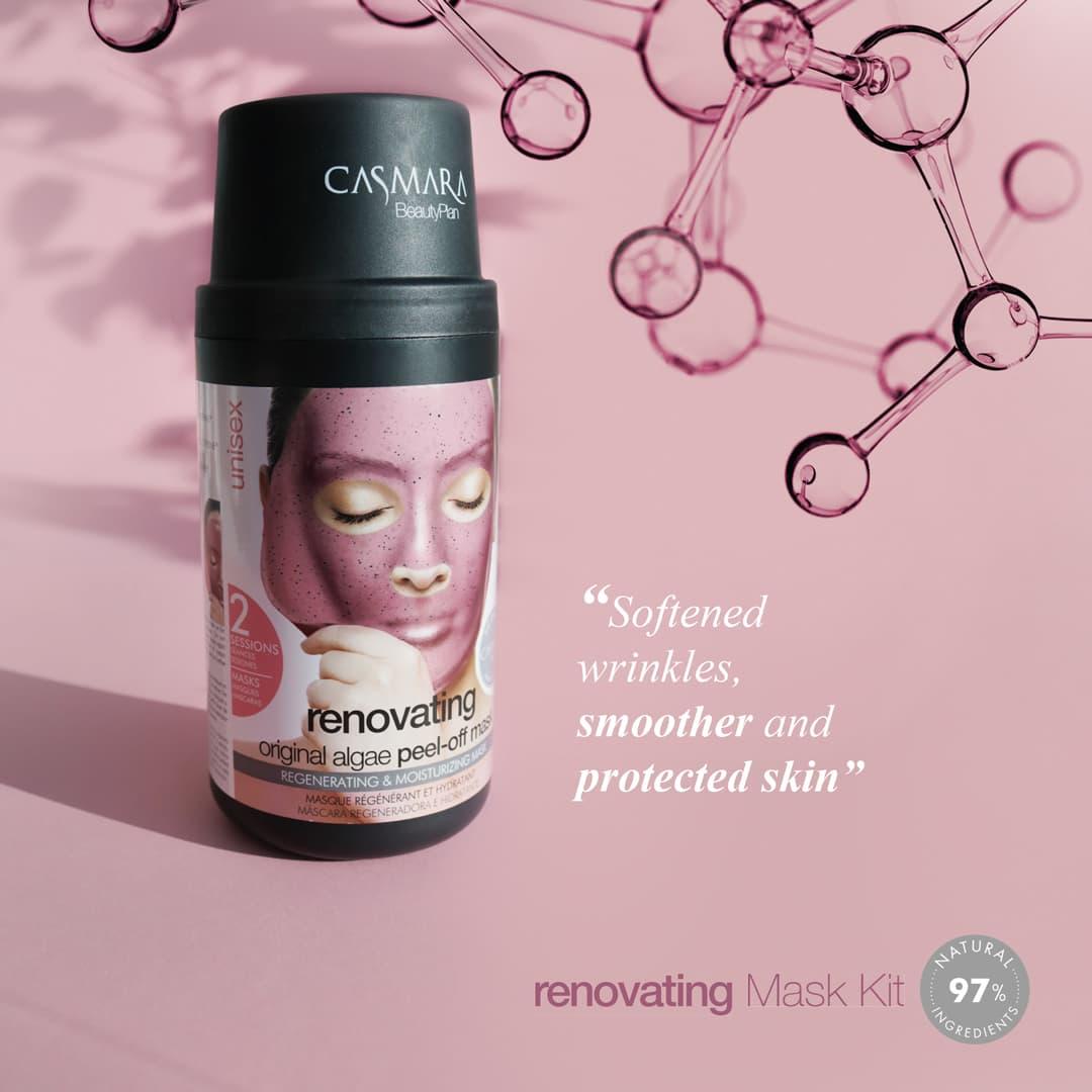 Casmara-renovating-Mask-Kit-Bye-bye-wrinkles-Casmara-UK