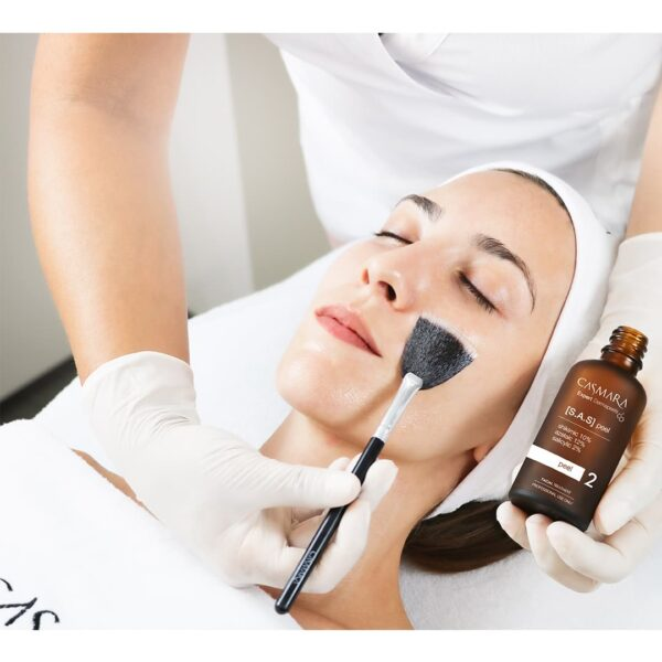 professional chemical peels and complementary products